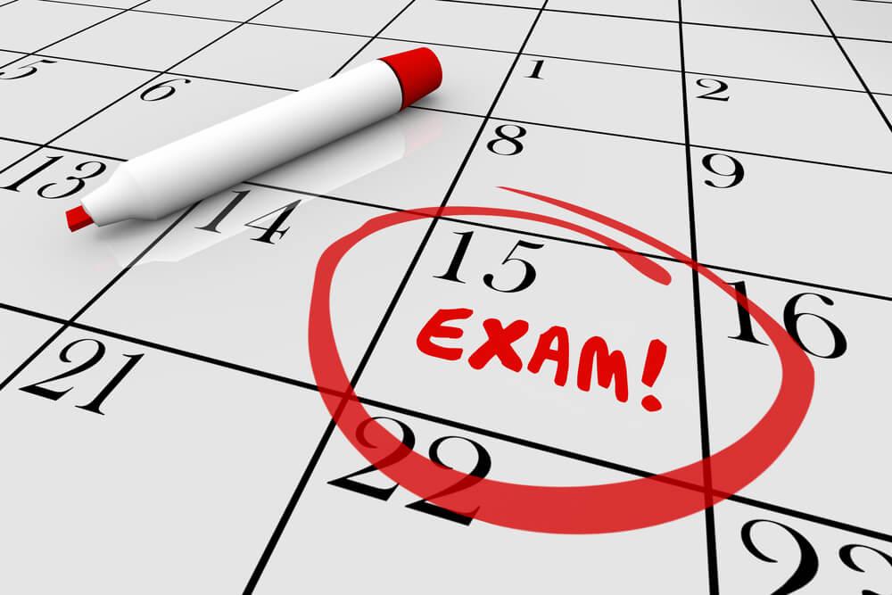 kcet exam dates