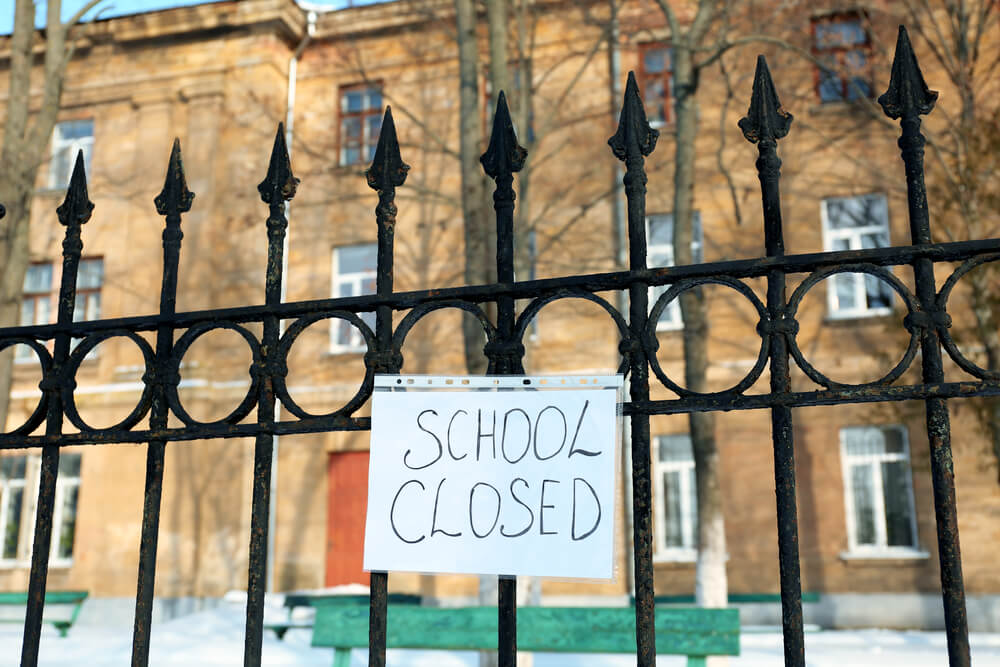 re-open schools and colleges